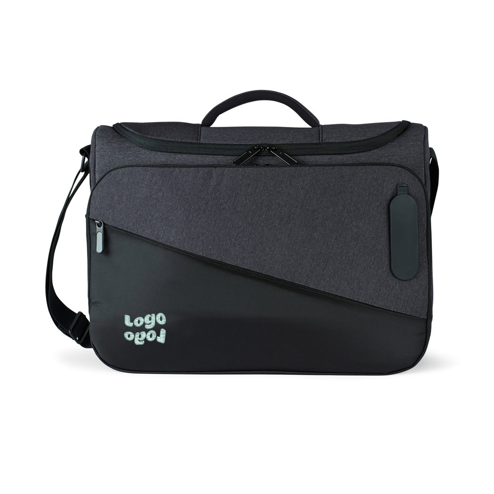267959 laguardia charging messenger bag one location embroidery up to 7500 stitches
