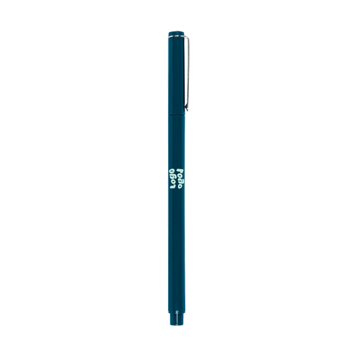 268062 fine tip pen full color digital imprint opposite of le pen logo