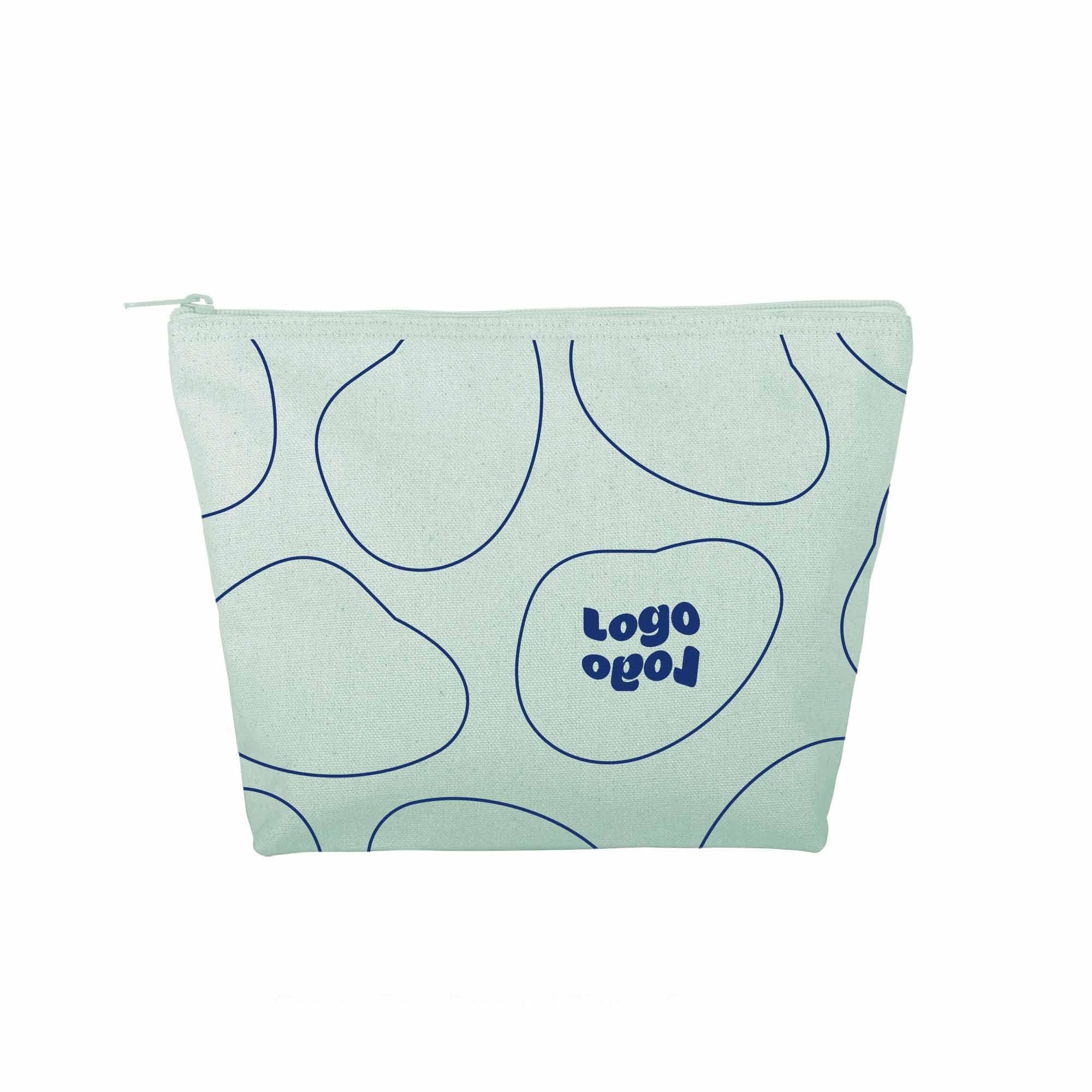 267958 premium cherie pouch large one color one location imprint full bleed
