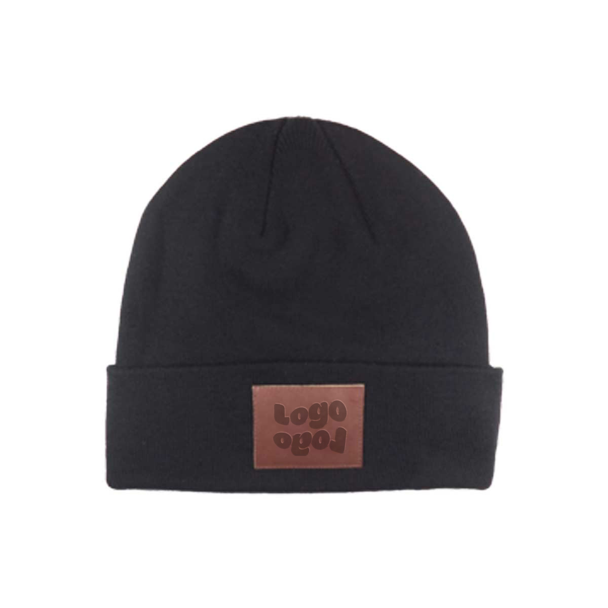 269640 reverie beanie one location blind deboss