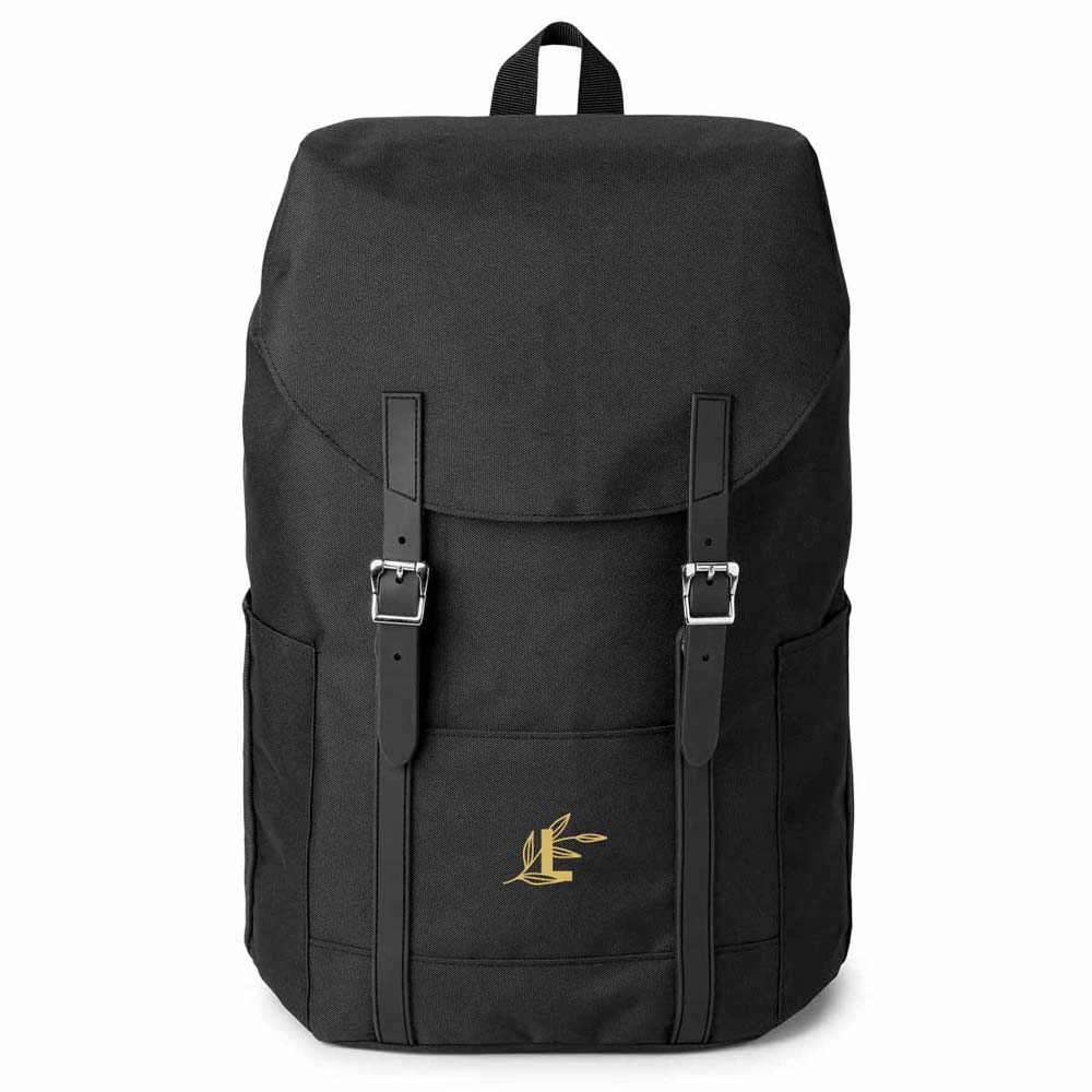 287842 regen eco backpack one color one location imprint