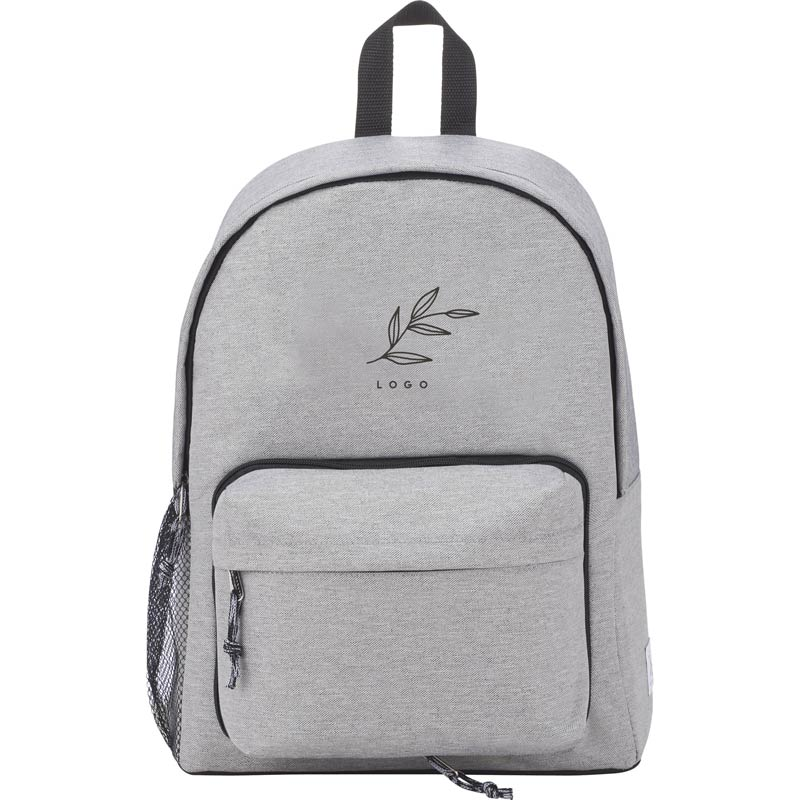 286215 recycled revive backpack one location 4 color process