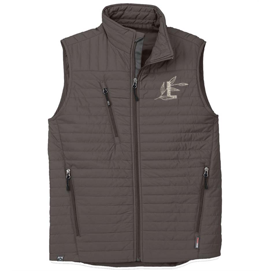286973 eco quilted vest embroidery up to 8k stitches one location