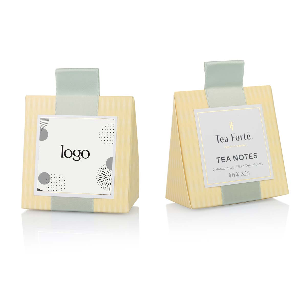 298556 tea notes custom label