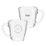 Medium 298575 clarity mug one color imprint up to full wrap