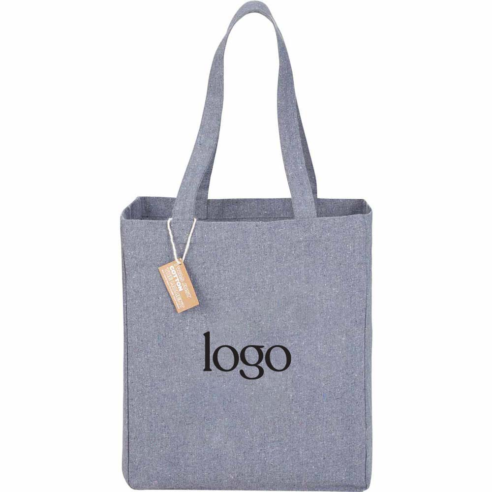 298543 lilou eco cotton tote one color one location imprint