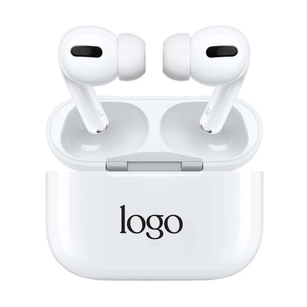 298532 airpods pro two color one location imprint on case only