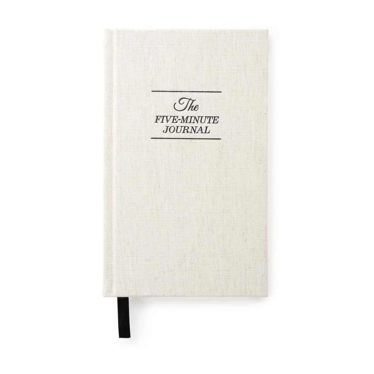 302647 the five minute journal hardcover