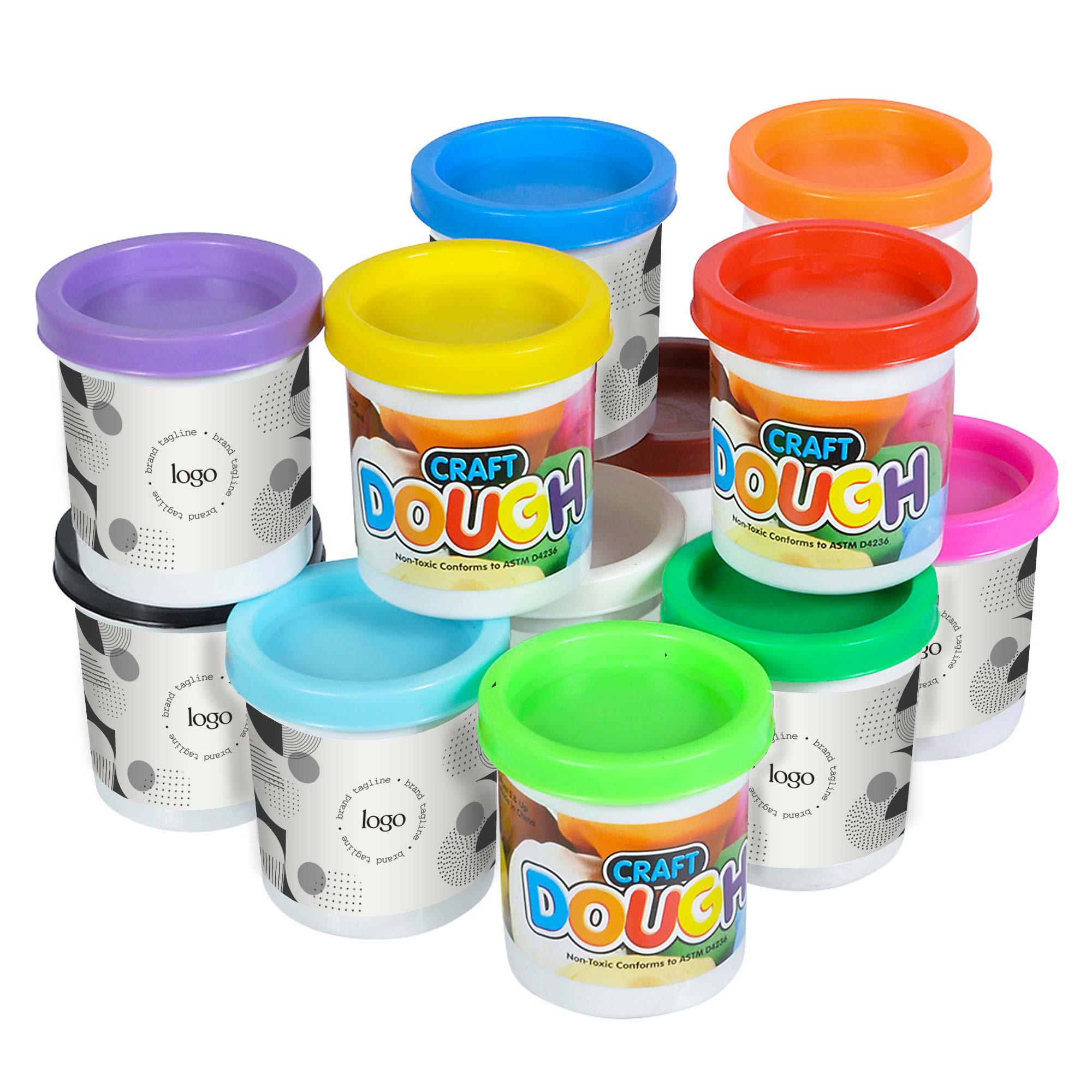 302338 create dough full color label 2 5 x 1 5