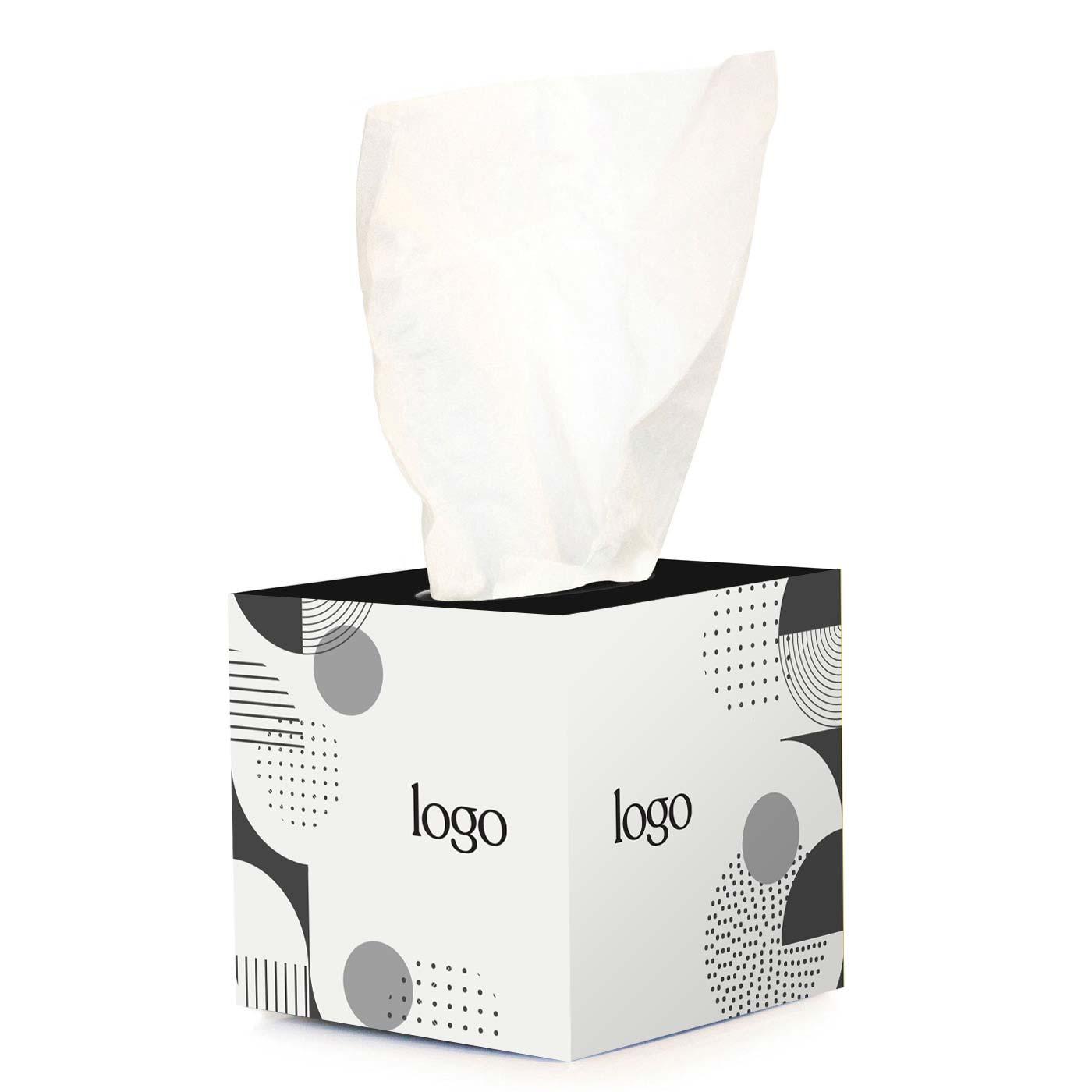 303152 tiny tissue box full color print on box sleeve