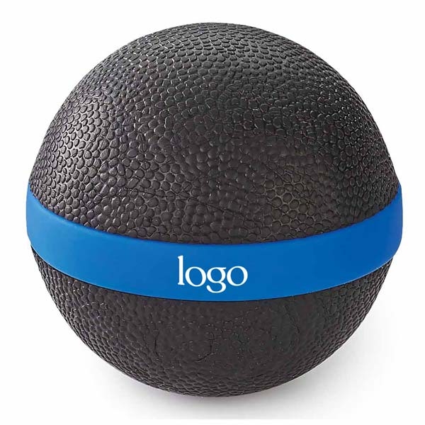 302389 massage ball one color one location imprint
