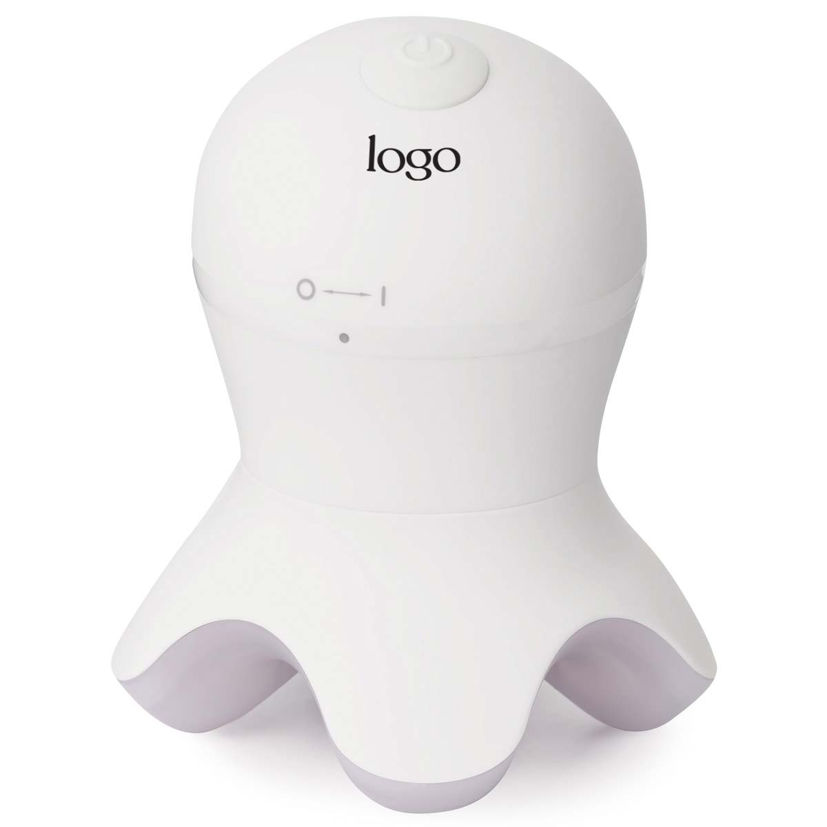 302319 shiatsu massage device one color imprint only one location