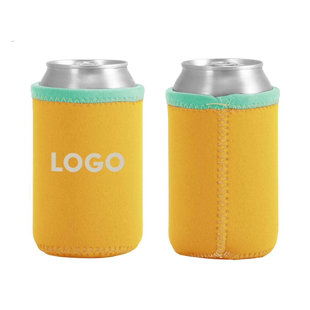 313920 sweet stitch insulator koozie one color imprint
