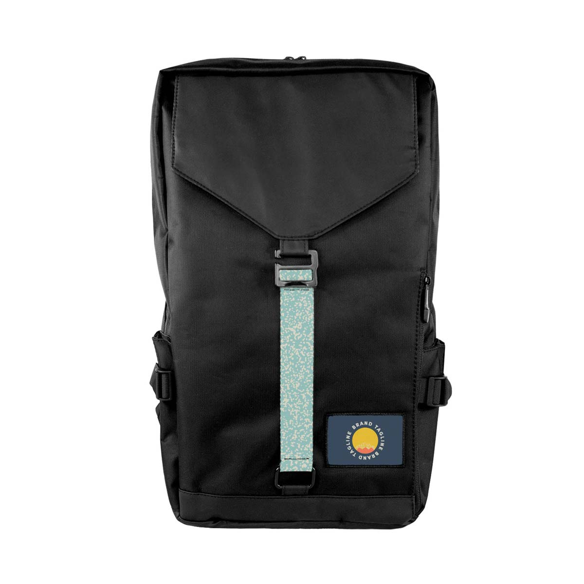 313811 maguire pack full color patch and strap