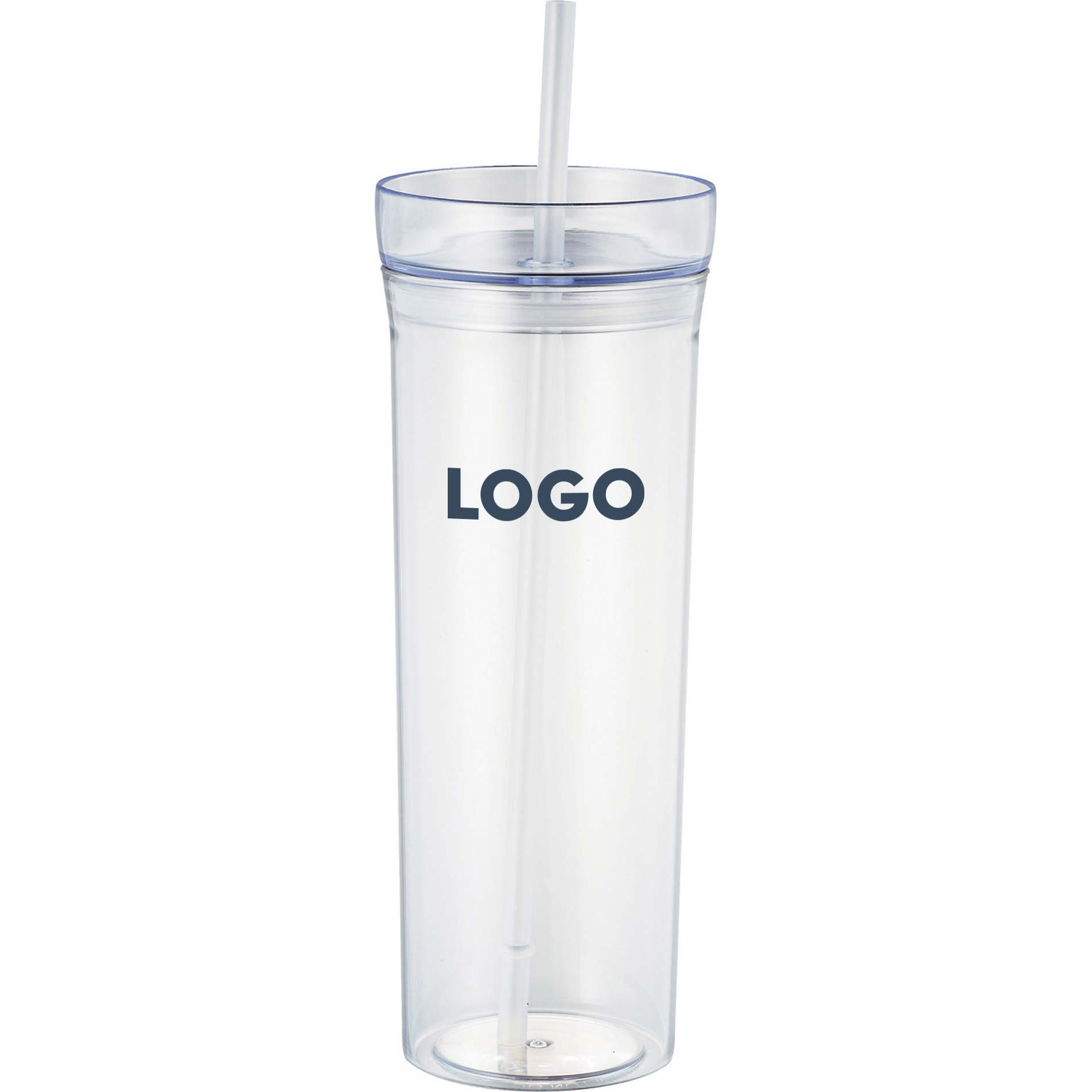 313681 melkor tumbler with straw one color one location imprint