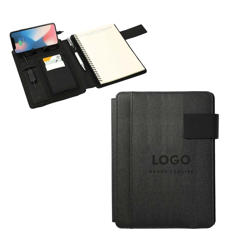 313900 wireless charging journal one location deboss