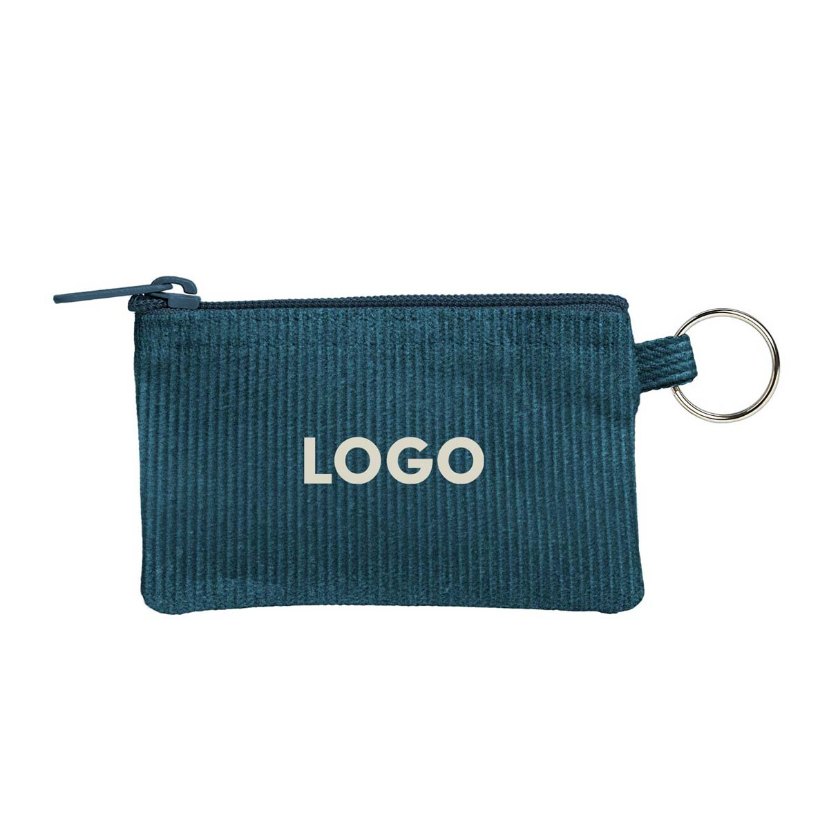 313949 penny corduroy pouch one color one location imprint