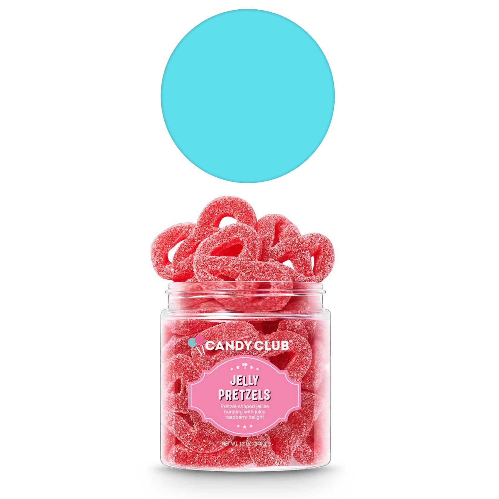 Jelly pretzles
