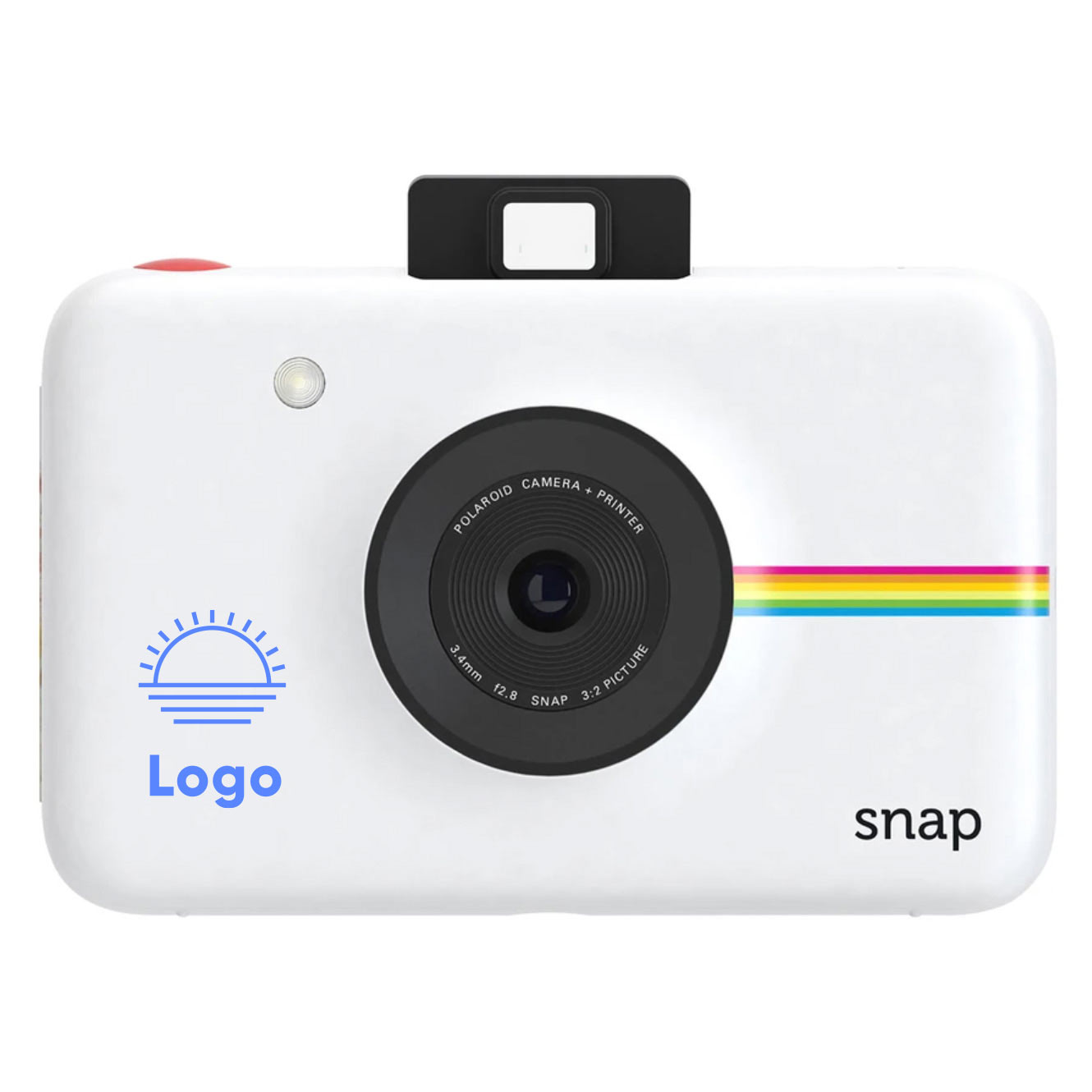 317686 snap camera one color one location imprint