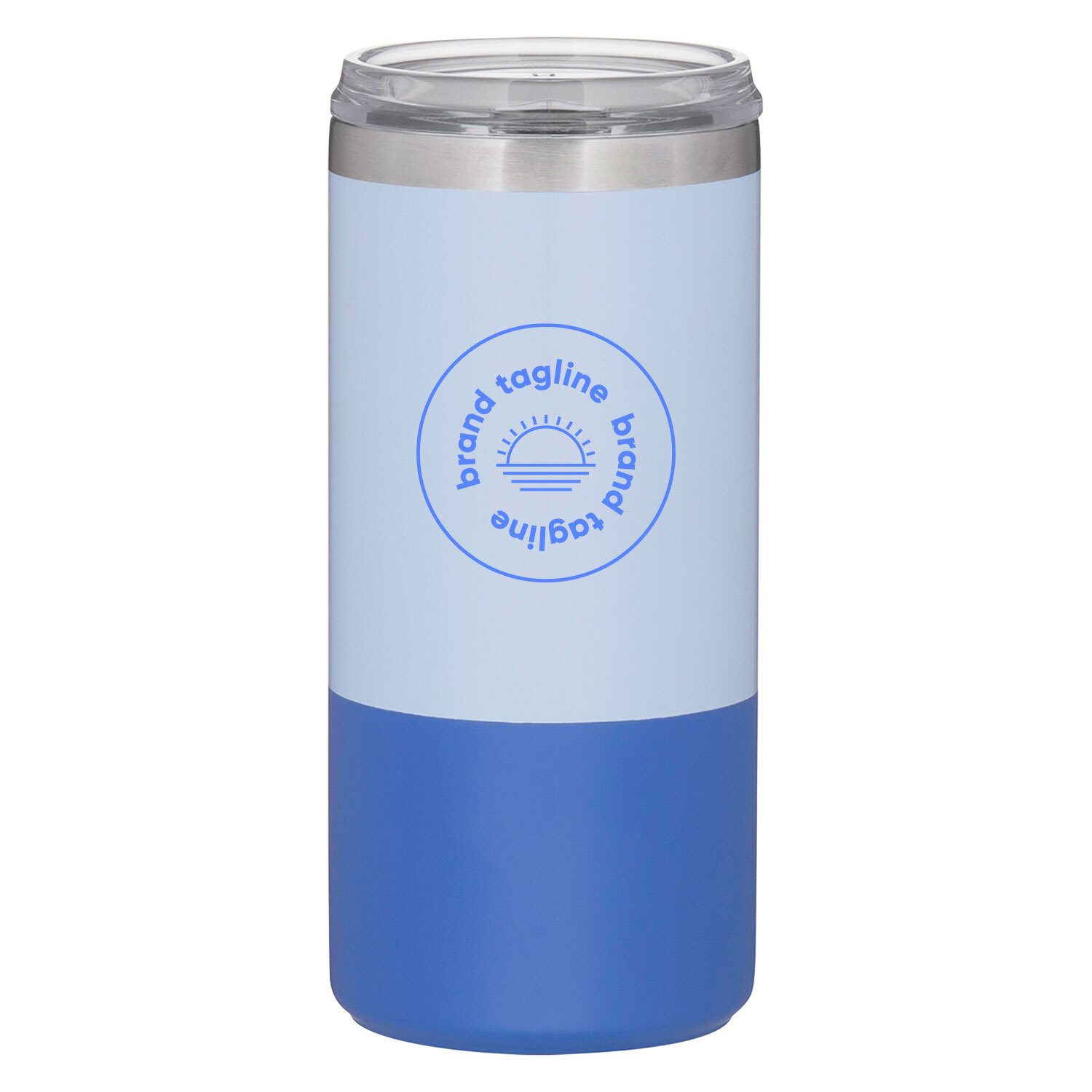 317465 gala colorblock tumbler one color screenprint up to a full wrap