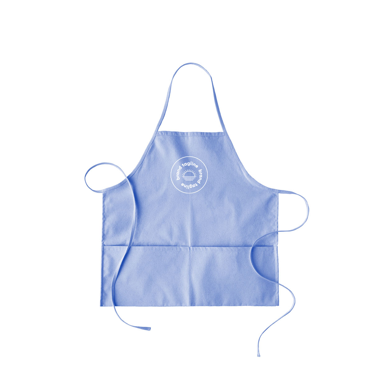 318310 al dente apron one color one location imprint