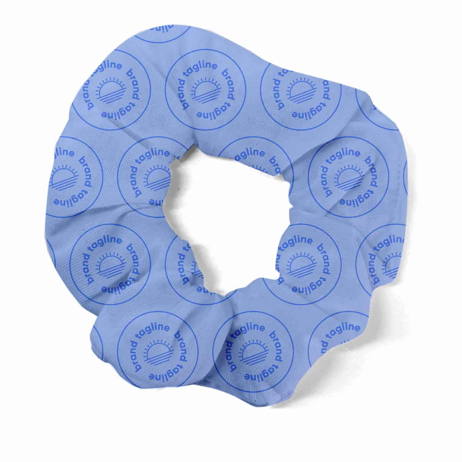 317467 scrunchie full color 30 day production time