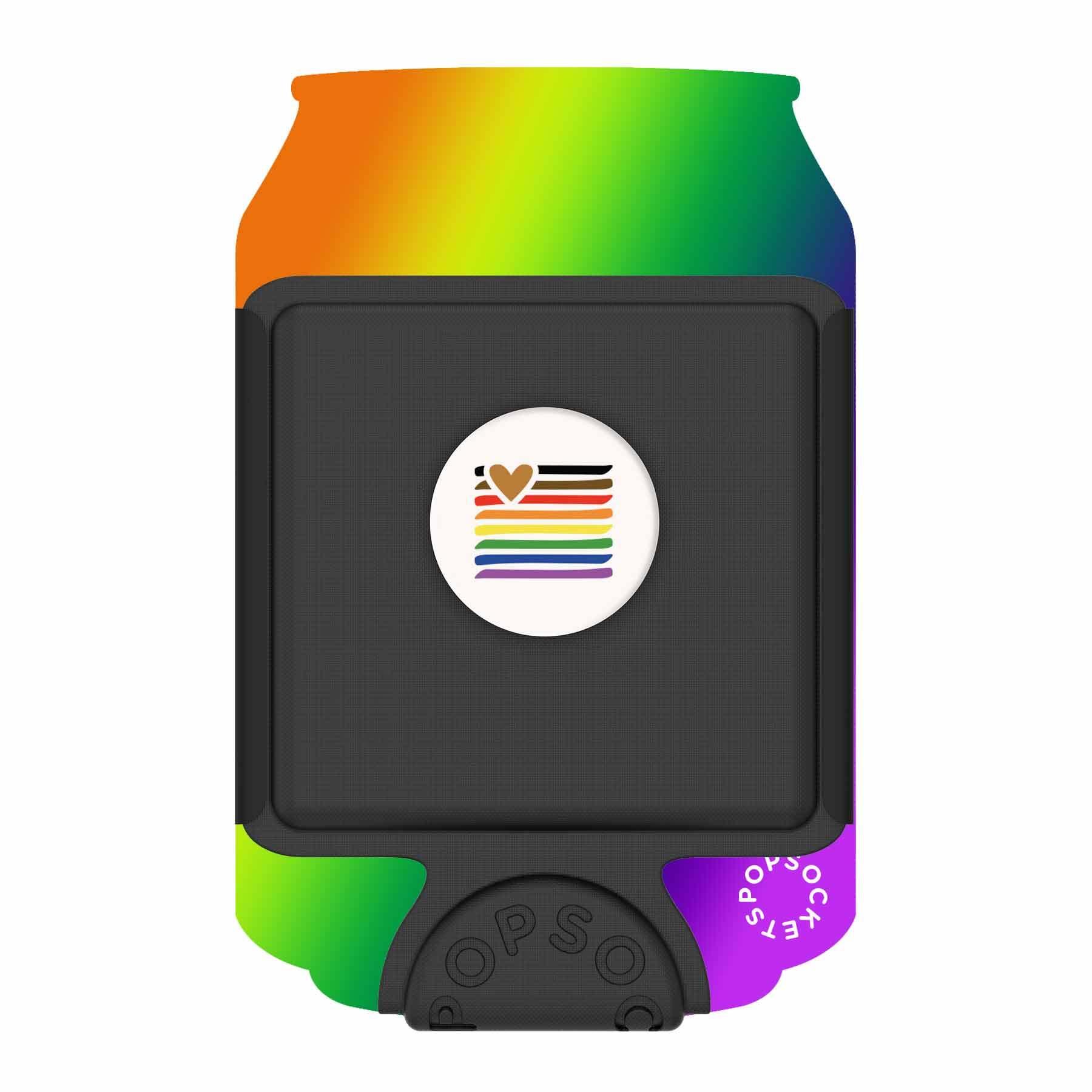 315555 popthirst can holder custom backer card full color full bleed imprint on popsocket