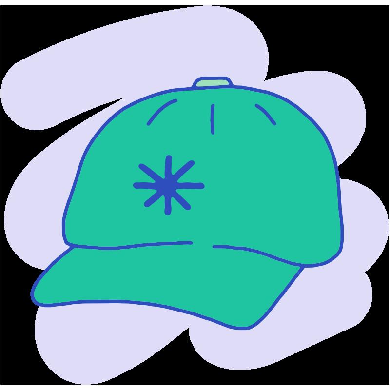 New hat copy