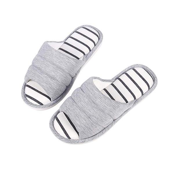 Tootsy slipper gray
