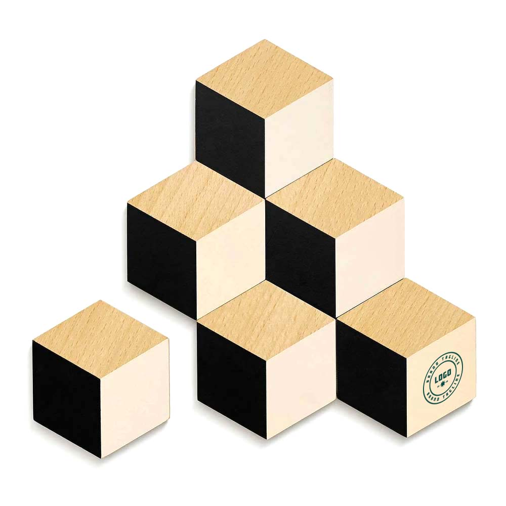 361670 table tiles coasters one color one location imprint