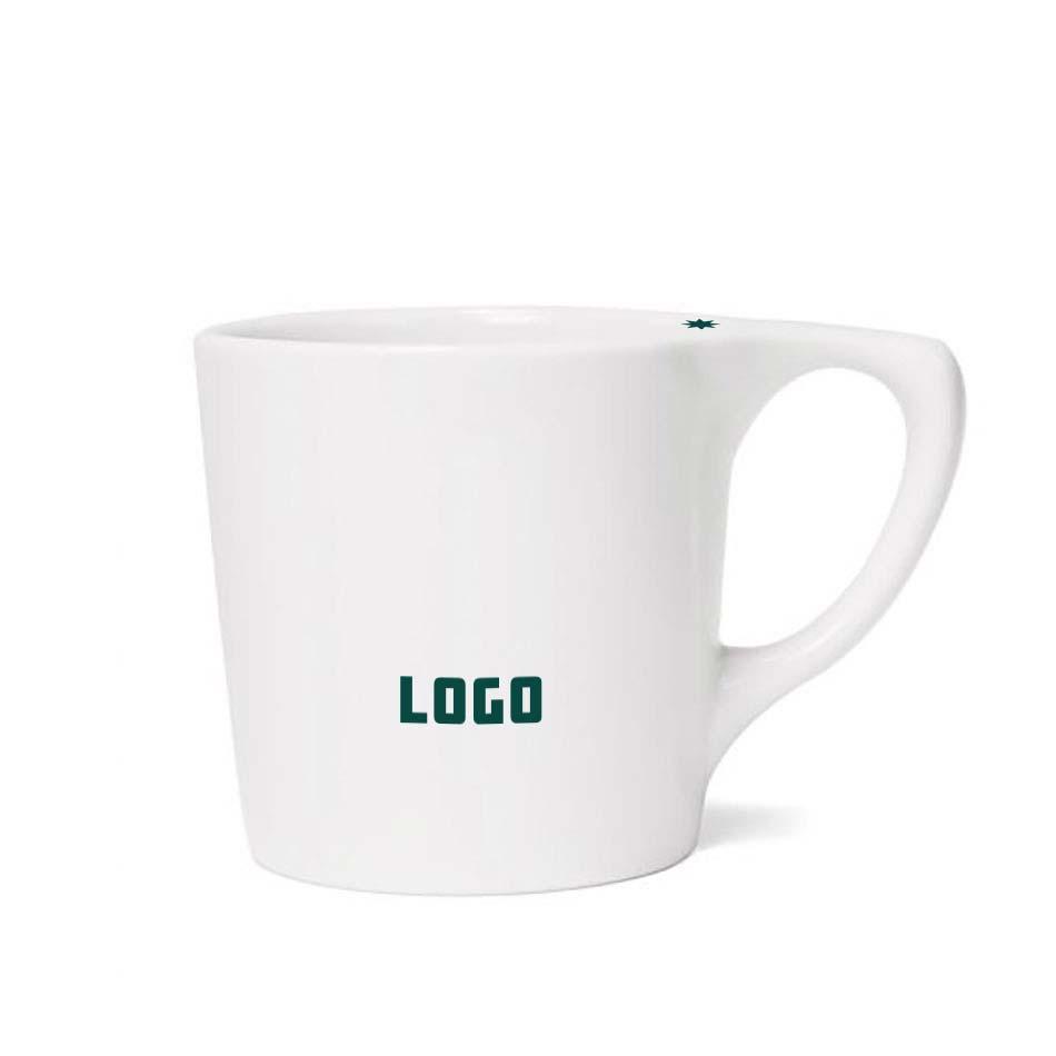 348189 12 oz lino coffee mug one color one location pad print