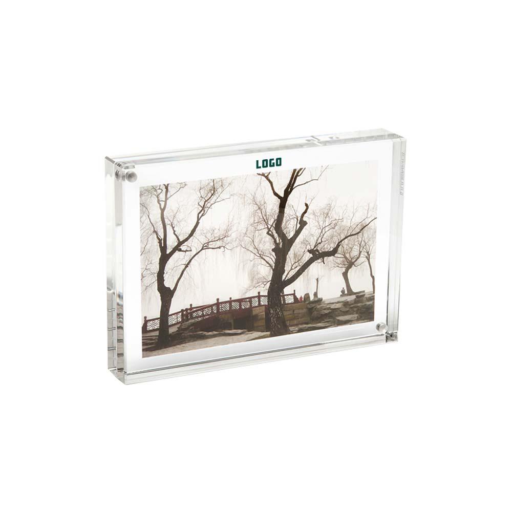 361671 original magnet frame 5 x 7 one color one location imprint