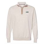 Medium 353189 marlo quarter zip pullover embroidery up to 8k stitches one location