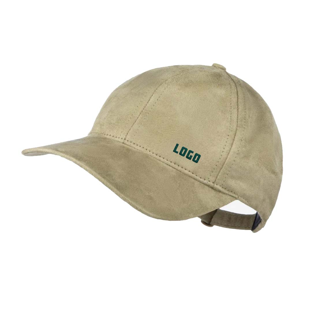 350992 suede cap one location embroidery up to 5 000 stitches
