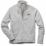 Medium 357762 mccallum sweaterfleece jacket one location embroidery up to 6k stitches