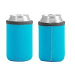 Medium koozie trop blue slate