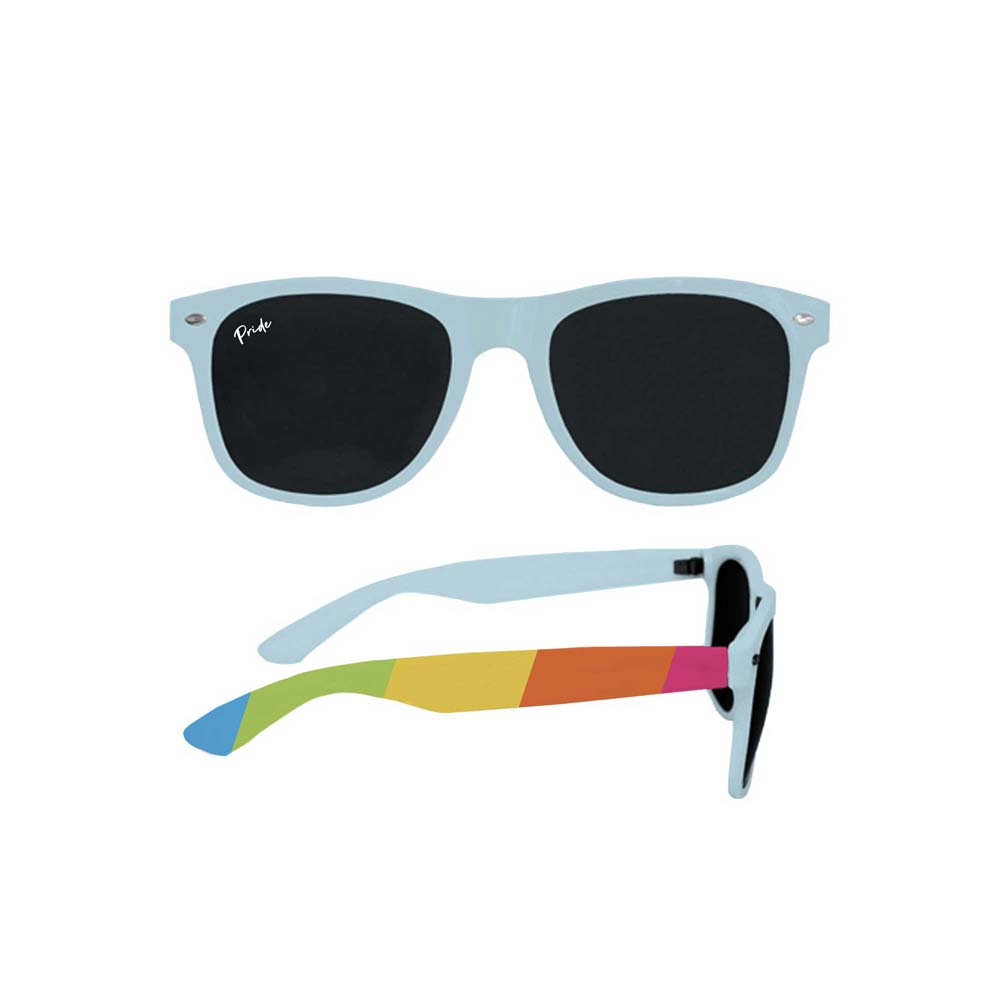 464839 upcycled pantone matched sunglasses full color one location imprint on arms