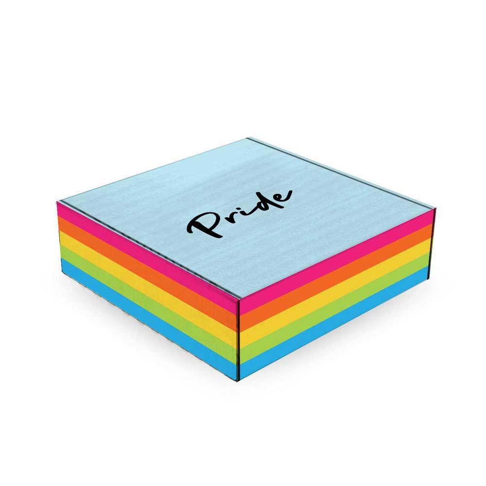 464862 custom mailer box 10 x 10 x 3 full color outside
