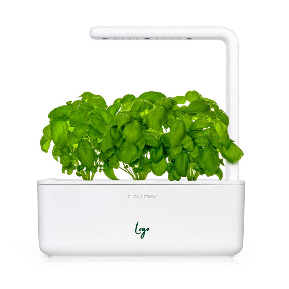 513744 smart garden 3 one color one location pad print must order in groups of 5