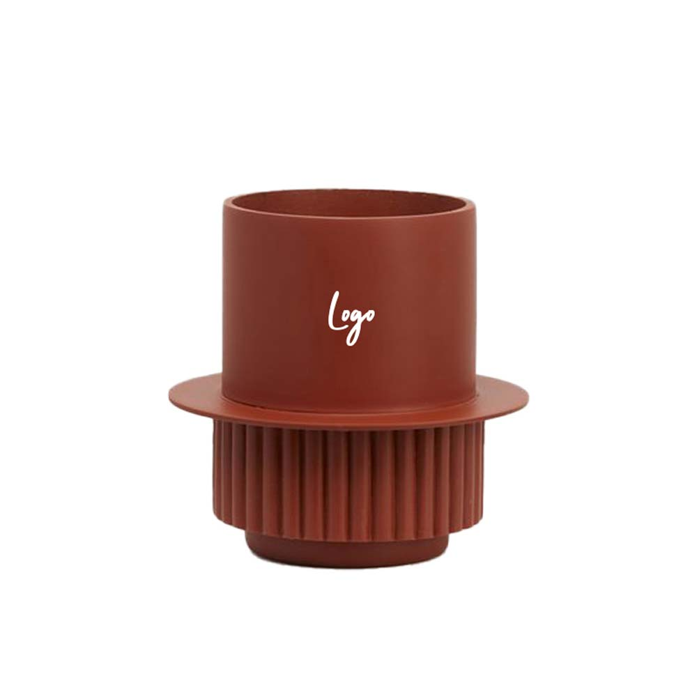 510989 roma planter one color one location pad print
