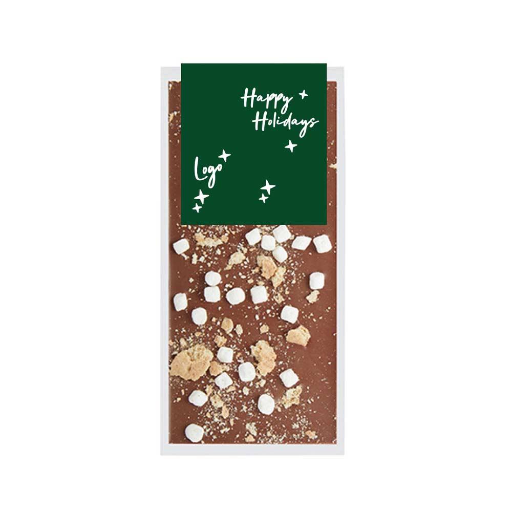 513839 belgian chocolate s mores full color digital label