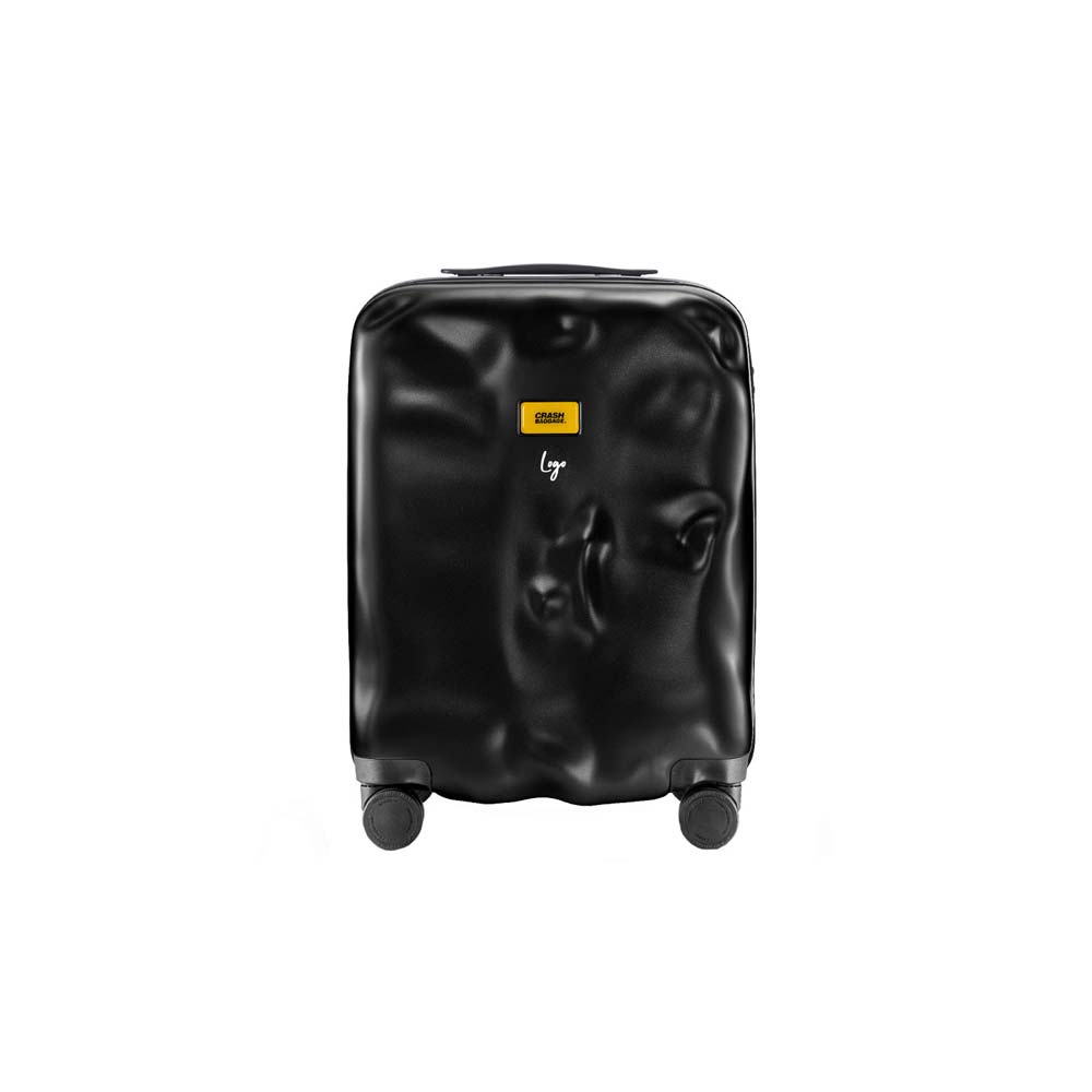 510982 icon suitcase one color one location pad print