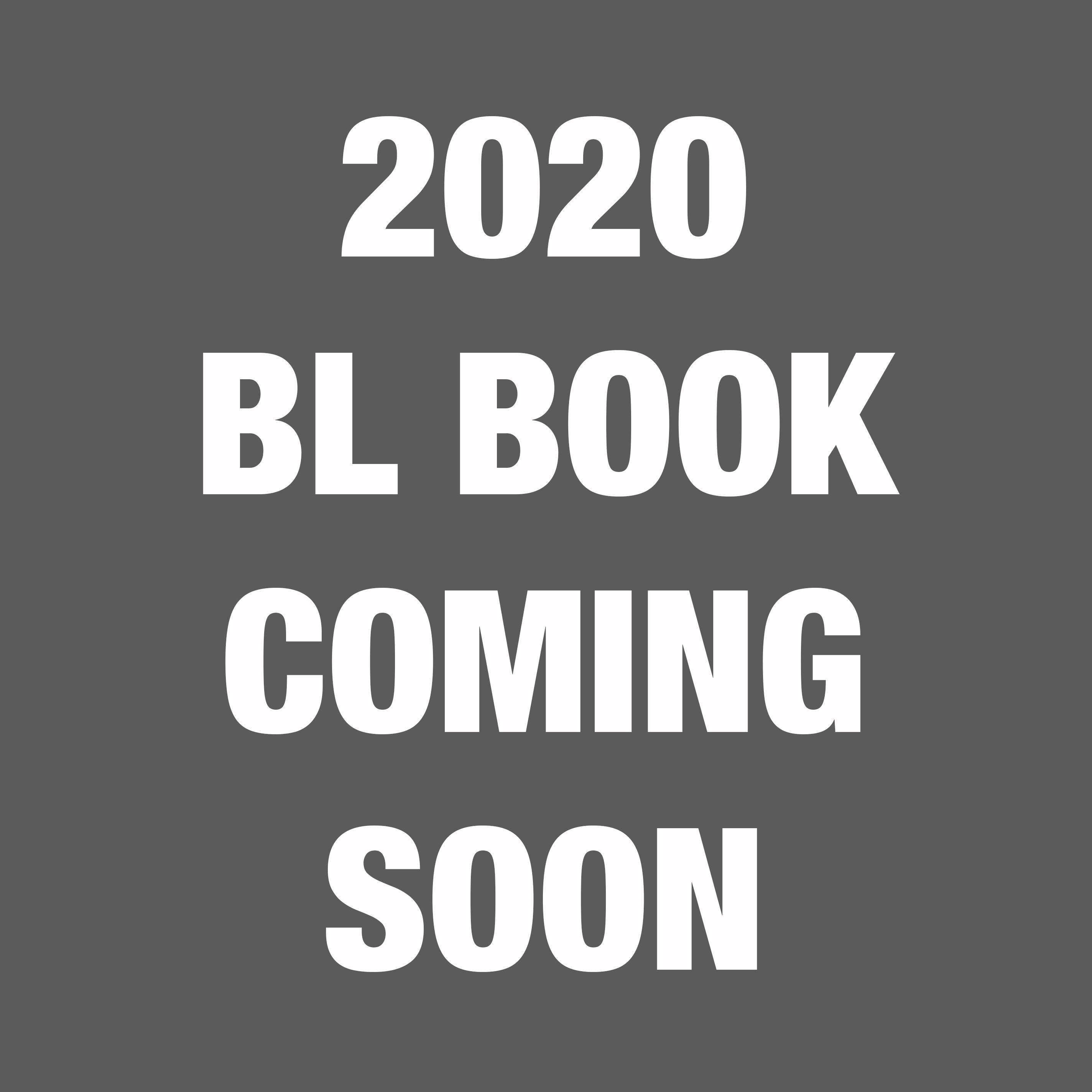2020 BruinLife Yearbook