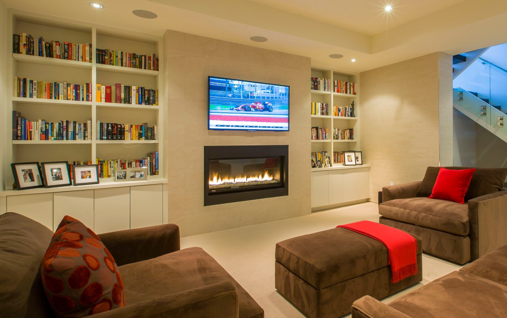 Surprising Warm Up To Gas Fireplaces Build Realty Interior Design Ideas Clesiryabchikinfo