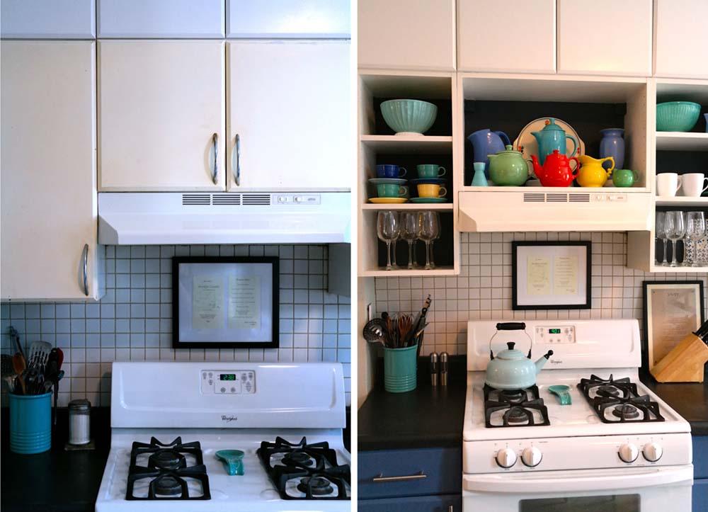 DIY Kitchen Cabinet Makeover | Build Realty