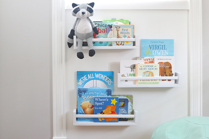 A Quick DIY for Space-Saving Kids\' Room Storage | Build Realty