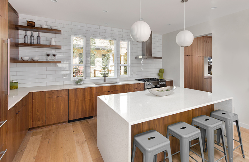 Kitchen Countertop Buying Guide: Meet the Main Players