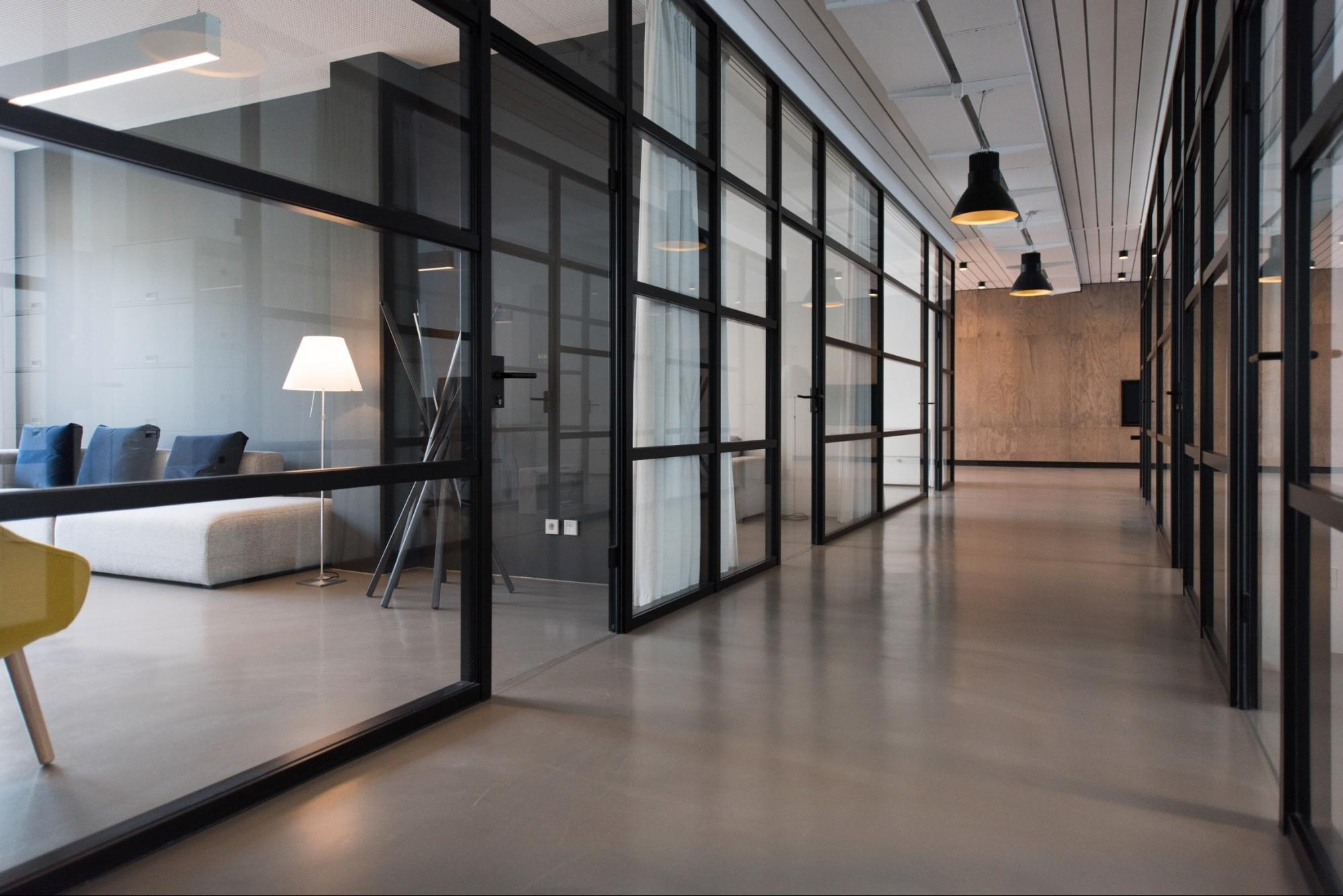 History of Office Space Design