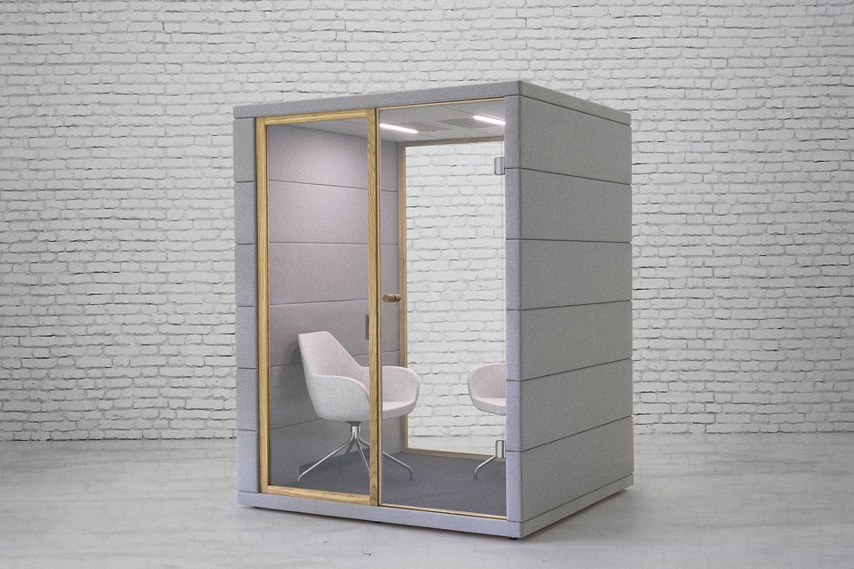 How Your Office can Benefit from a Private Phone Booth