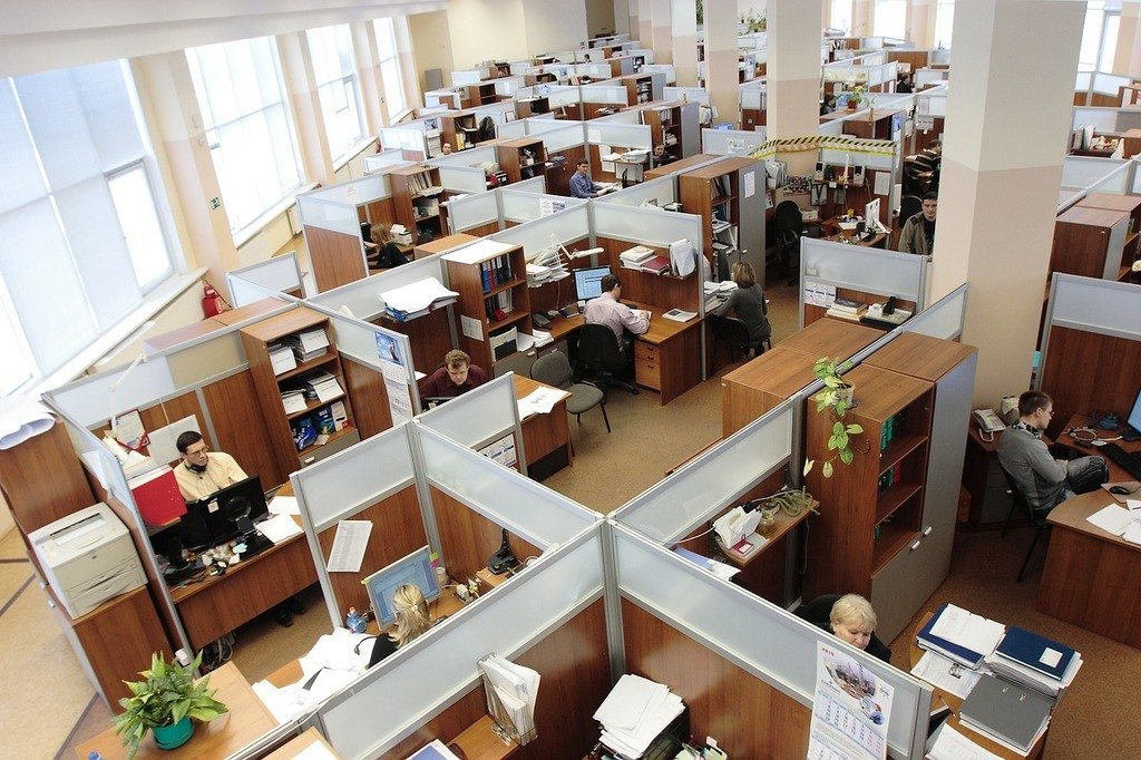 Maintaining Privacy in an Open Office